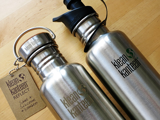 Klean Kanteen Safe Water Bottles