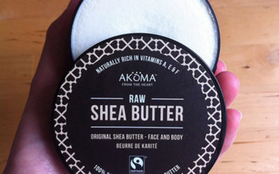 Medicinal Shea Butter For Muscle Ache And Joint Pain