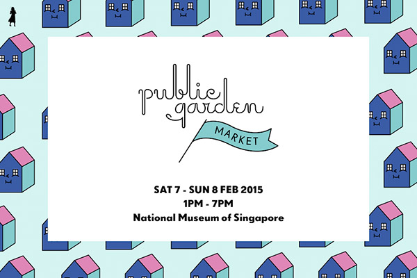 We will be at Public Garden Market on 7th & 8th February